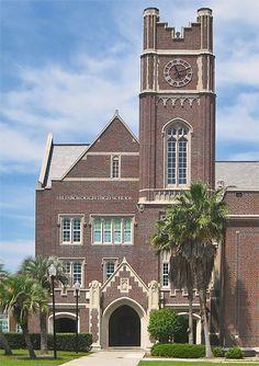 My high school Old Florida, Vintage Florida, Tampa Florida, Seminole Heights, Florida Pictures, Ybor City, Tampa Bay Area, Florida Living, High School