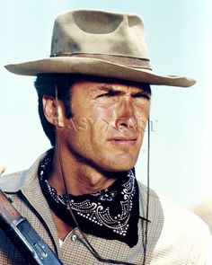 Clint Eastwood | Clint Eastwood, Celebrity Image Poster & Kunstdrucke bei Easyart.de