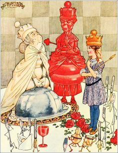 Charles Folkard, Alice in Wonderland, He served in The Artists Rifles in WWI.