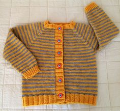 Syserine Crochet Baby Sweaters, Knitted Baby, Knit Crochet, Baby Knitting Patterns, Baby Patterns, Baby Cardigan, Men Sweater, Colors, How To Make