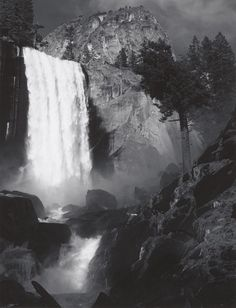 Ansel Adams rocks!  I love his work and have several of his pieces.    Black & white at it's best!