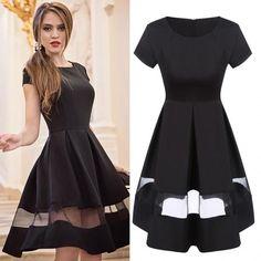 Vestidos cortos para mujeres de 30 aрів±os