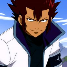 Kalama is the first one that caught Cobra's dragon slayer scent Fairy Tail Cobra, Fairy Tail Dragon Slayer, Fairy Tail Laxus, Fairy Tail Anime, Fairy Tail Characters, Anime Characters, Fictional Characters, Laxus Dreyar, Dragon Scale