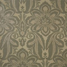 Lovely wallpaper for dining room feature wall