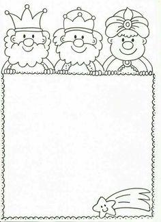 Výsledok vyhľadávania obrázkov pre dopyt tres reis per pintar Christmas Arts And Crafts, Preschool Christmas, Xmas Crafts, Christmas Colors, Christmas Projects, Kids Christmas, Christmas Cards, Clipart Noel, Theme Noel