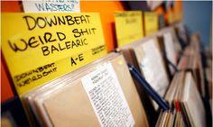 UK record shops