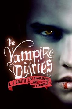 TVD Book 1 and 2: The Awakening and The Struggle - Cover picture Stefan