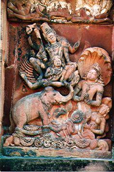 Dashavatara Vishnuji Temple Devgadh, Uttar Pradesh India