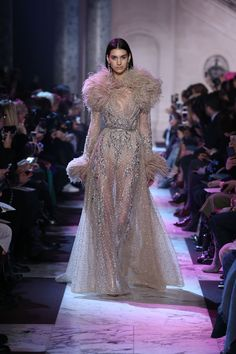 All the Looks from Elie Saab Spring 2018 Couture