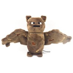 2016 New Minecraft Plush Toys Enderman Ocelot Pig Sheep Bat Mooshroom Squid Spider Wolf Animal soft stuffed dolls kids toy giftFilling: PP CottonWarning: No fir Pet Toys, Doll Toys, Kids Toys, Baby Toys, Cartoon Toys, Cute Cartoon, Christmas Gifts For Kids, Kids Gifts, Mine Craft Party