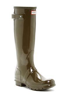 Original Glossy Waterproof Boot