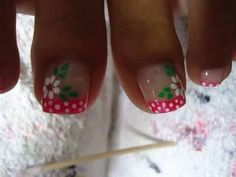 Pedicure Designs, Toe Nail Designs, Nail Polish Designs, Cute Pedicures, Easter Nails, Feet Nails, Toe Nail Art, Nail Care, Summer Nails