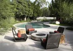 contemporary concrete patio - Google Search