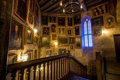 Обитатели портретов замка Хогвартс