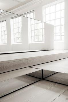 Dinesen Flooring Showroom// Space