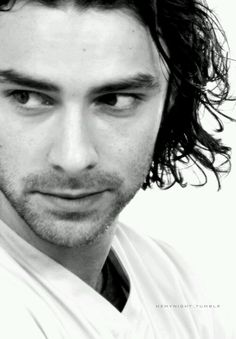 Aidan Turner...it should be illegal to look that perfect - xx D.