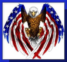 ANGEL'S HAND flag tattoos american eagle tattoo Diamond Mosaic Diamond Painting Cross Stitch Diamonds Embroidery Home Decoration Patriotische Tattoos, Cool Tattoos, Tatoos, Naval Tattoos, Soccer Tattoos, American Flag Eagle, American Pride, Desenho New School, Eagle Wings