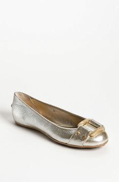 Jimmy Choo 'Morse' Ballet Flat available at #Nordstrom