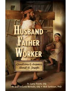 Husband, Father, Worker: Questions Answers About St. Joseph. Grow closer to Jesus as you learn about Saint Joseph and his care for the Son of God. This engaging question-and-answer format presents a fascinating collection of facts, insights, observations, and reflections. http://www.liguori.org/husband-father-worker-5497.html