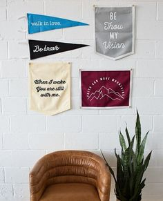 Which banners are your favorite? Free U.S. shipping on all U.S. orders! #walkinlove