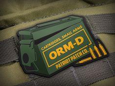 ORM-D Patch - Morale Patch
