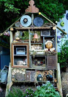Casa insetti