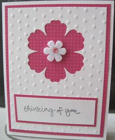 Impressions By Day - Dayanna Donng, Stampin' Up! Homemade Birthday Cards, Homemade Cards, Making Greeting Cards, Greeting Cards Handmade, Scrapbooking, Scrapbook Cards, Card Making Inspiration, Making Ideas, Cool Cards