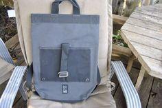 Chrome Grey Postman Waterproof Messenger Laptop Bag   Clothing, Shoes & Accessories, Unisex Clothing, Shoes & Accs, Unisex Accessories   eBay!