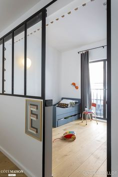 Aménagement d'un loft, Olivier Hallot - Côté Maison