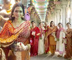 Sridevi visits Meenakshi Temple on Tamil NewYear!