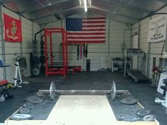 Home Gym/ Shed