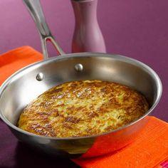 Découvrez la recette Rösti suisse sur cuisineactuelle.fr.