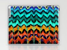 African Essence Laptop & iPad Skin by Holly Sharpe - $25.00