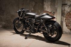 Custom Harley Street 750