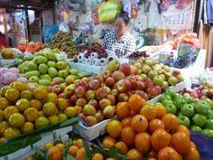 Market in Phnom Penh, Cambodia