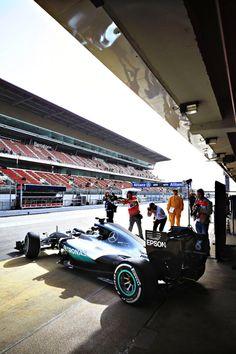 Lewis Hamilton l Barcelona 2016