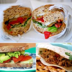 16 Healthy Sandwich Ideas That Make Lunchtime Special #food #recipes