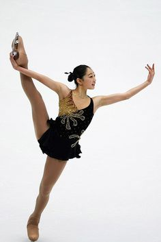 FIGURE SKATING / Figure skater MIRAI NAGASU (USA) by yellowrotus, via Flickr
