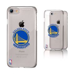 b9385ab9f04b NBA Hydro Clear iPhone 7   iPhone 8 Case - Golden State Warriors