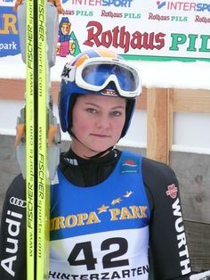Carina Vogt First Female Ski Jumping Olympic Champion! - News - Bubblews