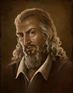 Old Captain by sharandula.deviantart.com on @DeviantArt