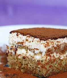 Tiramisu, gluten free-my favorite Gluten Free Deserts, Gluten Free Sweets, Gluten Free Cakes, Foods With Gluten, Gluten Free Baking, Sans Gluten, Vegan Gluten Free, Gluten Free Recipes, Dairy Free