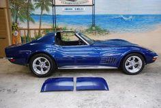 1972 Stingray Corvette