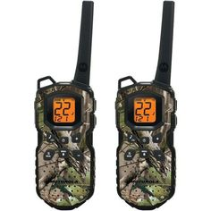 Motorola 35-mile Talkabout Waterproof 2-way Radios With Realtree Camo Finish (pack of 1 Ea)