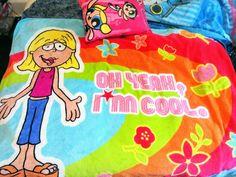 lizzie mcguire Blanket on Mercari Cartoon Network Adventure Time, Adventure Time Anime, Childhood Memories 90s, Happy Room, Emperors New Groove, Puff Girl, Lizzie Mcguire, 90s Nostalgia, Popular Shows