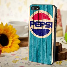 Pepsi mintás alumínium tok a telefonodra. - Pepsi patterned aluminium case for your phone.