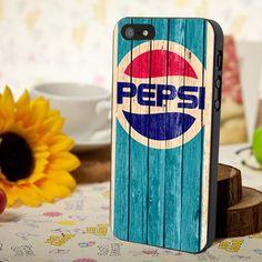 Pepsi mintás alumínium tok a telefonodra. - Pepsi patterned aluminium case for your phone.