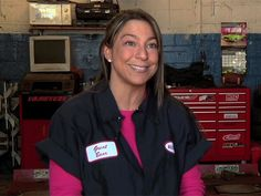 Ambitious female mechanic brings fresh approach to auto repair @womenautoknow