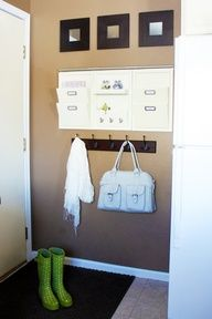 Small entry way inspiration