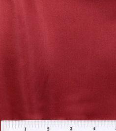 Satin Taffeta-MANY COLORS: special occasion fabric: apparel fabric: fabric: Shop | Joann.com